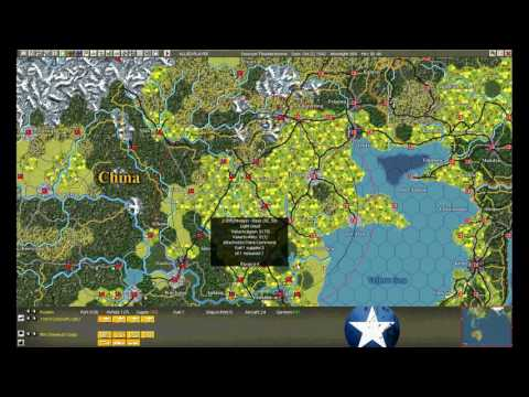War in the Pacific: Admiral's Edition Grand Campaign Oct 22, 1942