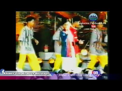 Khmer old concert TV tv3  -The world of music VOL 22 -Old Khmer video - VHS Khmer old-
