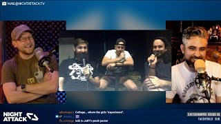 Night Attack #207: Let's Get Donner a Pizza (w/ Aunty Donna)
