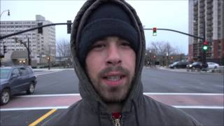 A candid discussion with panhandlers in New Bedford - Part 1
