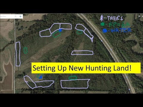 Project 211~ Buying Land, The Deal Is Done! This Is How I Will Set Up This Hunting Land