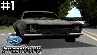 Ford Street Racing Gameplay (PC) - #1 | Classic Championship