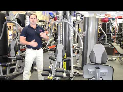 TuffStuff SXT 550 Hybrid Home Gym: Demo & Customization