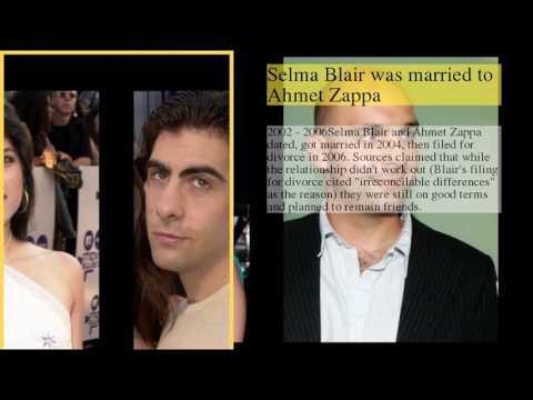 selma blair dating history