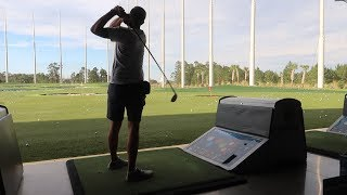 Orlando Rainy Day Idea At Top Golf! | Golfing, Food & Merch!