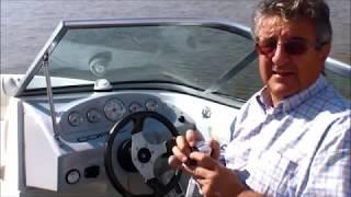 explicacion y uso de vhf equipo de radio a bordo curso timonel conductor nutico