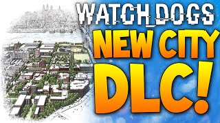 "Watch Dogs - Whole New City ""new Jersey"" Downloadable Content Coming Soon? New Cars, Weapons Etc"