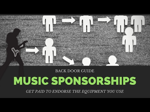 Music Endorsements Hack: How To Get Paid To Endorse The Equipment You Use