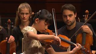 Chloe Chua | Mozart Violin Concerto No. 4 | 2017 Zhuhai International Violin Comp | 3rd Prize