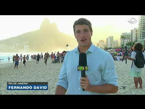 Rio De Janeiro Tem Inverno Com Cara De Verão