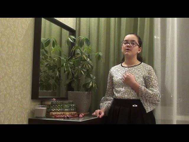 Изображение предпросмотра прочтения – НатальяМакарова читает произведение «Одиночество» А.А.Блока