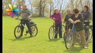 Как ездить на обычном велосипеде, чтобы похудеть? – Все буде добре. Выпуск 1044 от 29.06.17