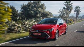 Toyota Corolla - dojmovi s prve vožnje u Španjolskoj
