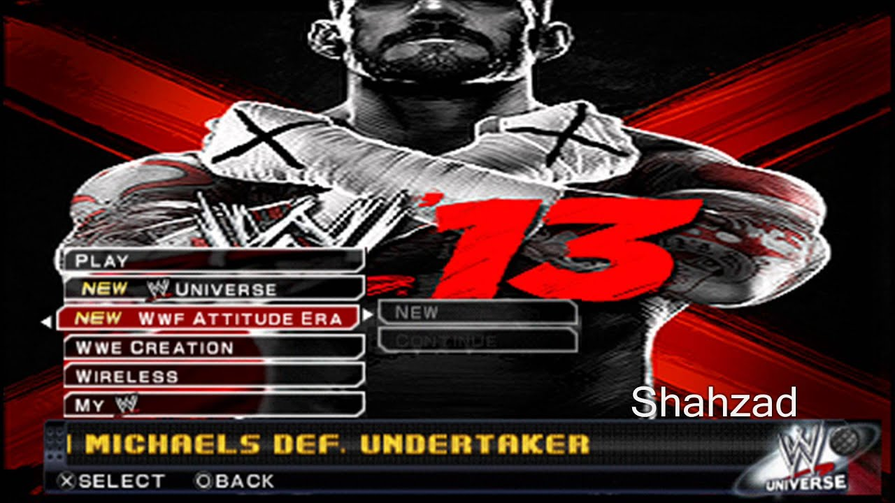 Wwe 13 Save Data Download