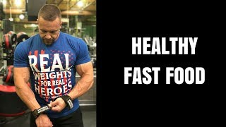 Panera Bread is Healthy Fast Food | Less Talk More Action VLOG Day 19