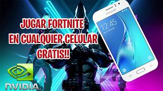 PLAY FORTNITE ON ANY FREE CELULAR ANY RANGE AND SOLVE COMPATIBILITY ERRORS