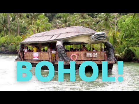 Loboc River Cruise, Bohol - Travel in the Philippines - vlog #40