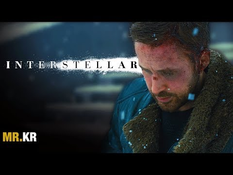 Blade Runner 2049 - (Interstellar Style)