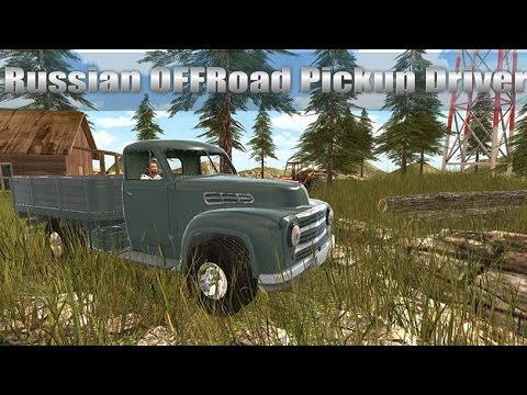 OFFRoad Cargo Pickup Driver (Gameplay Trailer)