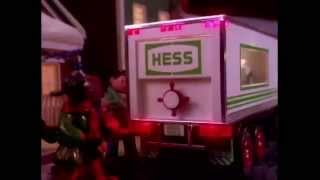 1992 hess toy truck commercial