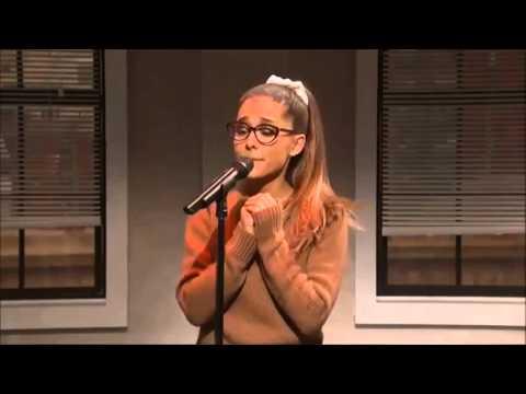 Ariana Grande - Impression Vocals on Saturday Night Live