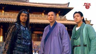 Kiều Phong, Hư Trúc, Đoàn Dự Hợp Lực Đại Chiến Lục Đại Môn Phái | Thiên Long Bát Bộ