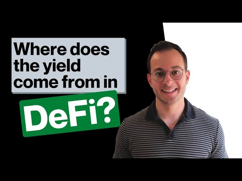 The 8 ways DeFi projects generate a yield!