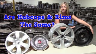 Are Hubcaps and Wheels the Same Thing? Difference Between Rims & Hubcaps - Hubcaps.com