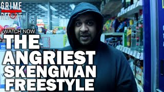 The Angriest Skengman Freestyle (Part 1) @AngryShopKeeper