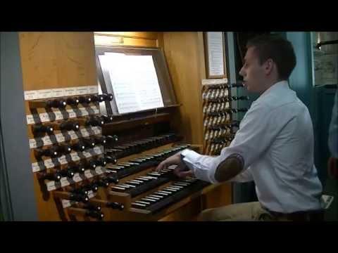 Gerwin Boswijk - Bewerking en koraal psalm 143 vers 10 (Harm Hoeve)