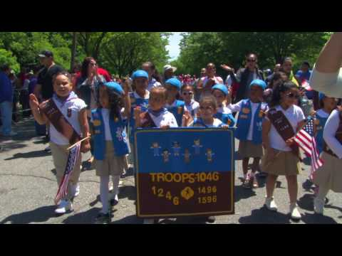 Bronx week Parade 2017