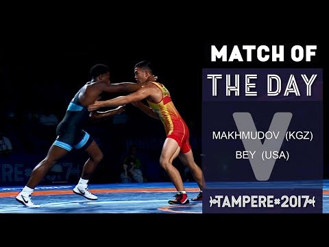 Match of The Day 5 from Junior World C'ships - Tampere 2017