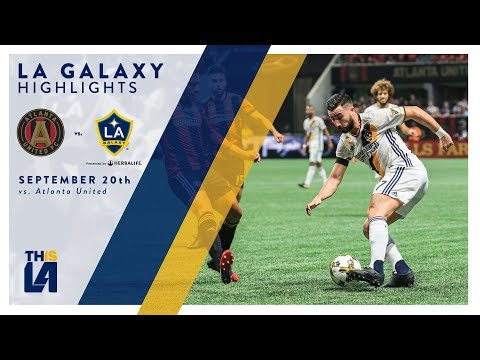 HIGHLIGHTS: LA Galaxy vs. Atlanta United FC | September 20, 2017