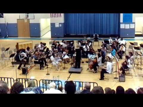 Edythe J  Hayes Middle School Cheer by ALIST Videos