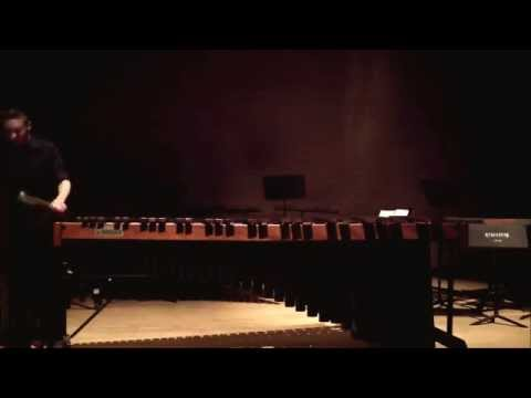 Odessa Marimba Solo by Matthew Lorick - Performed by Austin Cernosek