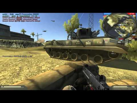 【PC】バトルフィールド2 (Battlefield2) 64vs64 battle map Gulf of Oman-64 gameplay