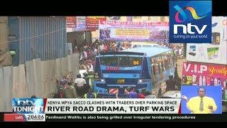 Passengers in Kenya Mpya buses caught in between feuding sides