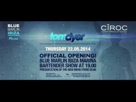 Blue Marlin Ibiza MARINA opening!