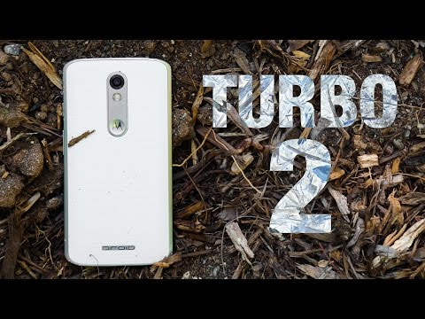 DROID Turbo 2 - Oops Unboxing