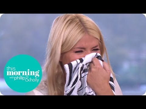 Holly Drops a Naughty Innuendo | This Morning