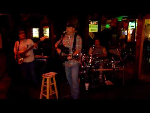 The Joby Holland Band at Rude Dog Pub in downtown Cape Girardeau, MO