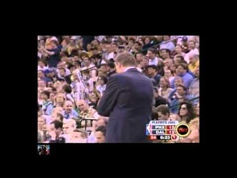2005 NBA Playoffs WCSFs Game 4 Suns vs Mavericks {1}