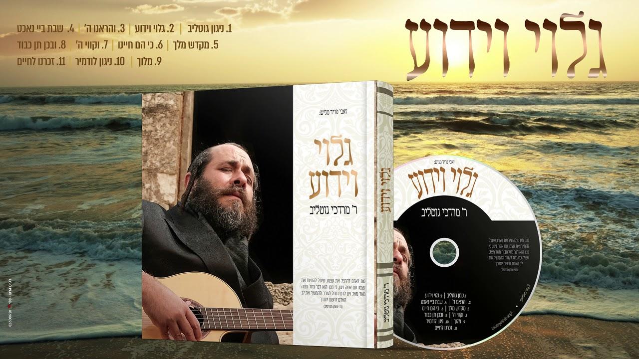 ר׳ מרדכי גוטליב - גלוי וידוע  - סמפלר | R' Mordechai Gottlieb - Golui V'yadua - Album Sampler