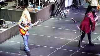【Heart】 Immigrant Song - Led Zeppelin (Encore 1 of 3) (SF Masonic - 9/17/15)