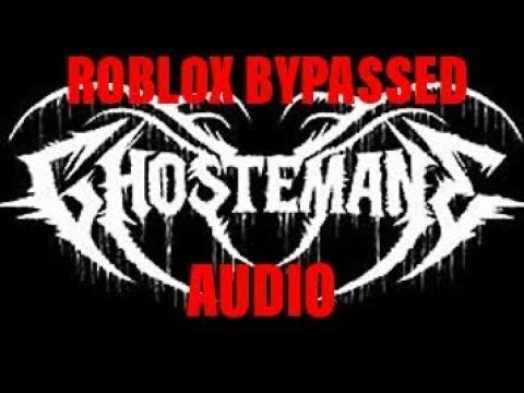Roblox Bypassed Ghostemane Audio Youtube