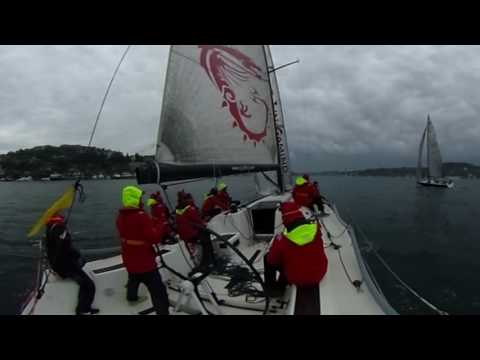 MSI Sailing Team BAU Bosphorous cup - 1