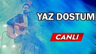 Ahmed Mustafayev - Barış Manço Yaz Dostum (Canlı)
