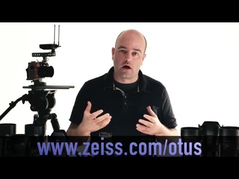 Sony A7 camera series and ZEISS Otus lenses – Perfect for narrative filmmaking