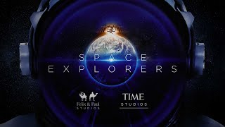 The Largest Production Ever Filmed In Space With Astronauts | TIME & Felix & Paul Studios