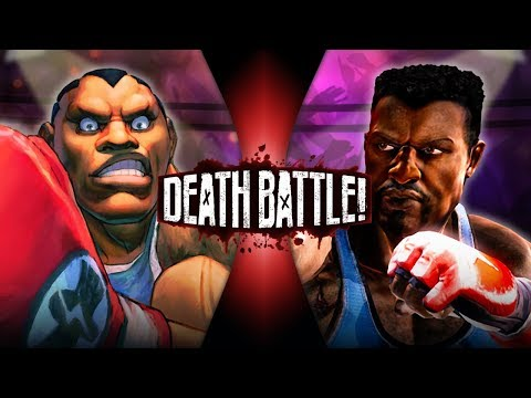 Balrog VS TJ Combo (Street Fighter VS Killer Instinct) | DEATH BATTLE